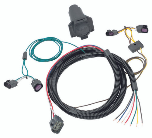 22111 --- 7-Way Vehicle OEM Prep Kit - Buick Enclave and Chevrolet Traverse