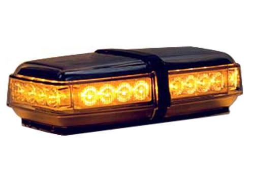 8891050 --- LED Mini Magnetic Light Bar - 24 Amber