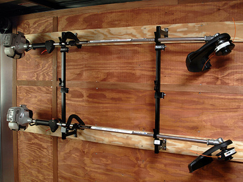 LT12 --- Trimmer Rack for Enclosed Trailers