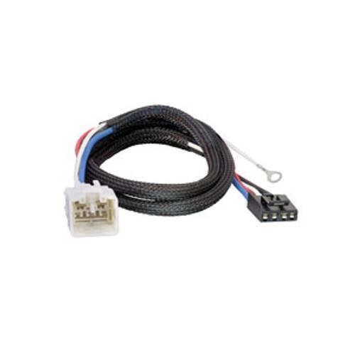 3041 --- Tekonsha & Draw-Tite Brake Control Dual Plug Wiring Harness