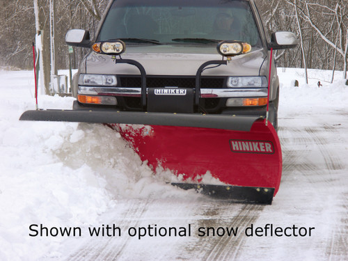 HN2803 --- Hiniker Conventional Snow Plow 2000 Series - 8'