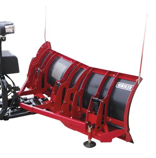 HN6901 --- Hiniker Scoop Plow 6000 Series - 9'