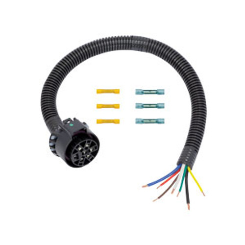 20147 --- Tow Ready USCAR 7 Way Replacement Harness