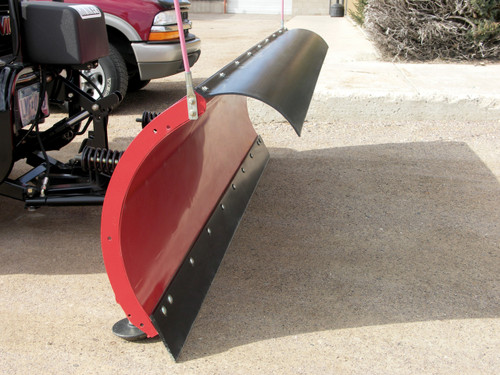 HN25011789 --- Hiniker Poly Deflector kit - 8'