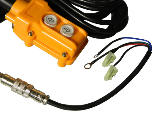 DTRC-PD --- Replacement Remote Control for Dump Trailers, 4 wire