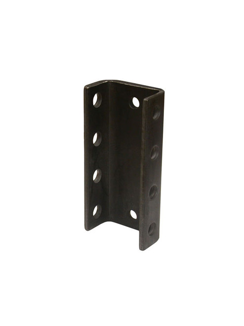 55342 --- Adjustable Channel with 4 Hole Sets, 3 Position - Weld On