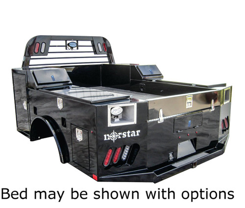 Norstar Truck Bed - Model SD - Service Bed