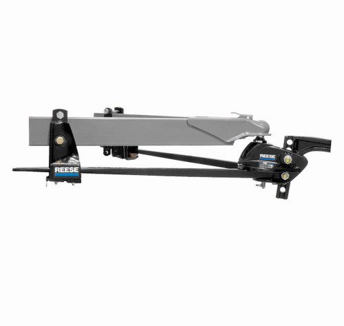 66561 --- Reese STEADi-FLEX® 14,000 lb Trunnion Weight-Distributing Hitch Kit with Shank