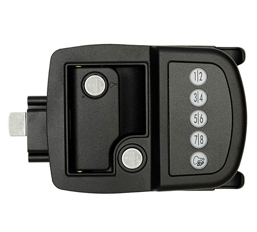 4547-46 --- Keyless Entry System, Flush Mount Dead-Bolt Lock