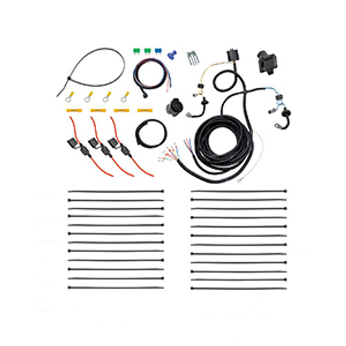 22116 --- 7-Way Vehicle Prep Kit - Ford Transit-350