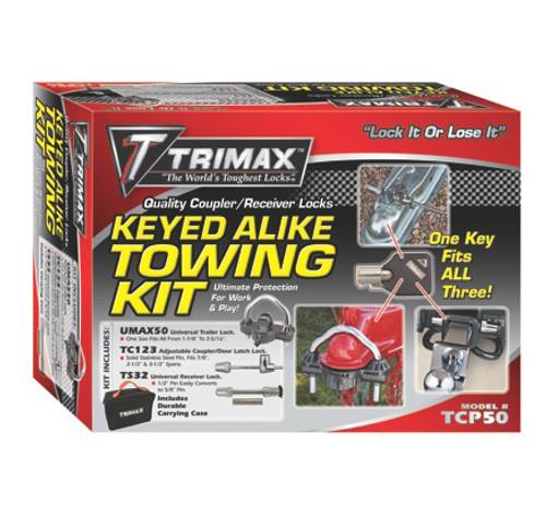 TCP100 --- Trimax™ Keyed Alike Towing Lock Kit