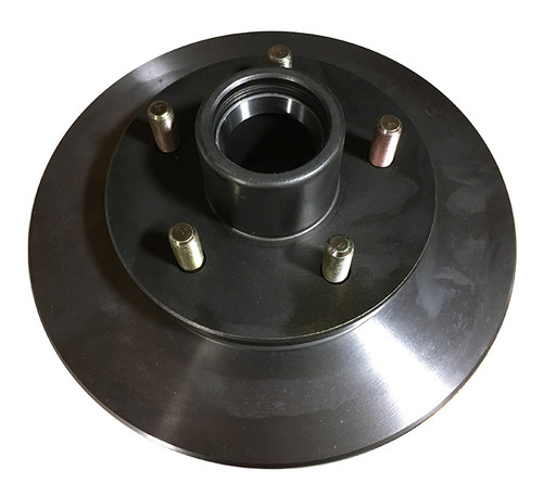 8-452-03 --- UFP by Dexter Hub/Rotor for 3.7k - Zinc - DB42
