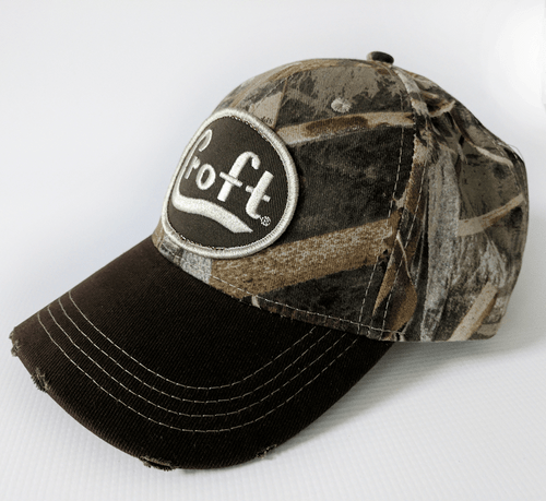 Croft Trailer Supply Realtree® Patched Camo Hat