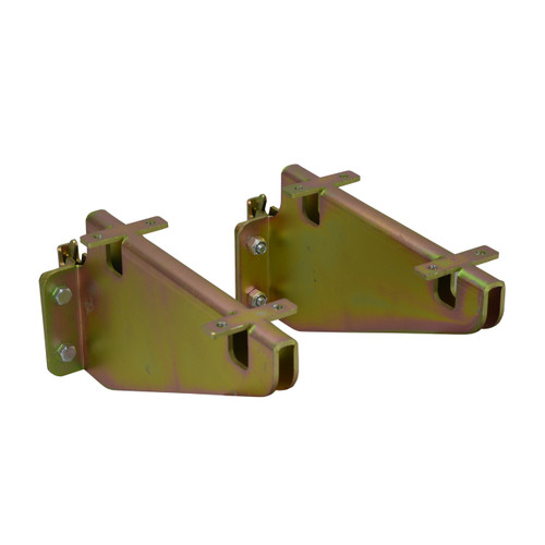 CS1726 --- Fixed Shelf Brackets for X-Track/E-Track Systems