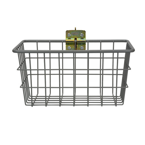 CS1720 --- Small Steel Basket for  X-Track/E-Track Systems
