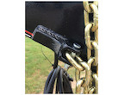 WOSC38 --- Weld-On Safety Chain Anchor