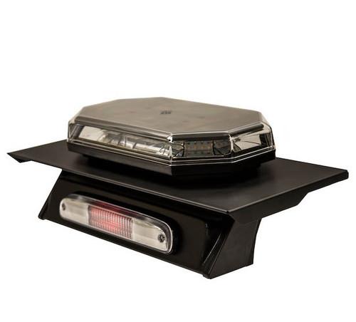 8895300 --- Fleet Series Drill-Free Light Bar Cab Mount - RAM