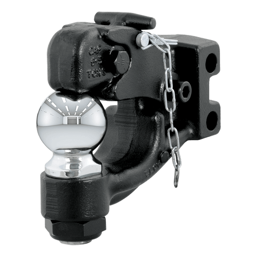 45922 --- Channel Mount Ball & Pintle Combination