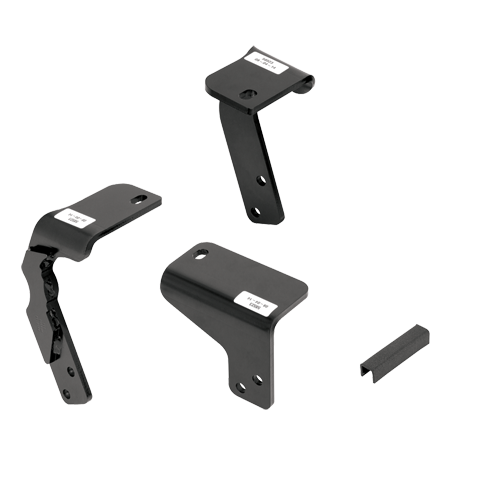 58523 --- Fifth Wheel Trailer Hitch Bracket Kit for 2014-2018 Dodge Ram - Required Kit for Installation