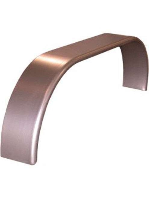 TF972 --- Straight Tandem Fender- 16 gauge steel