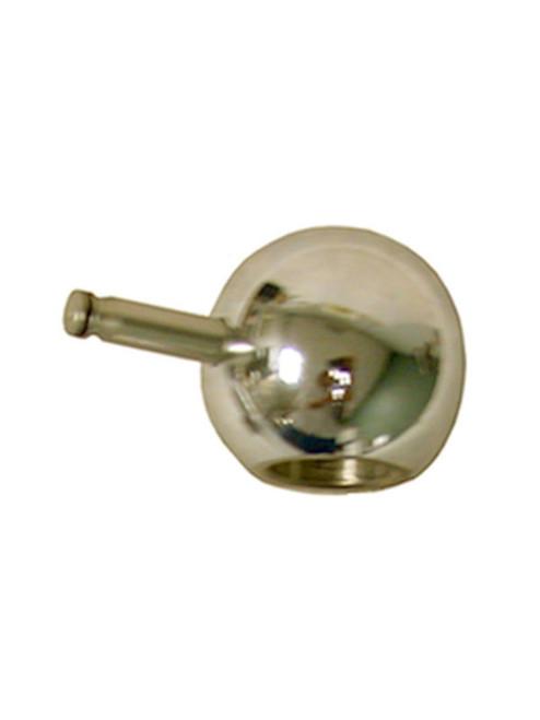 """CB401 --- Convert-A-Ball, 2"""" Stainless Steel Hitch Ball"""