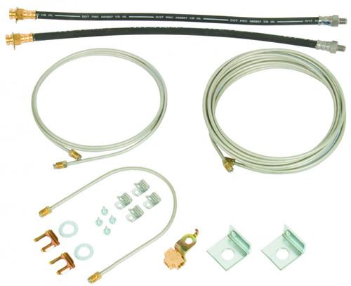 80883 --- Hydraulic Brake Line Kit for Torsion Single Axle Trailer