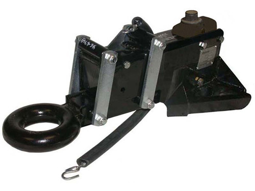 "TA6-R --- Hydro-Act Hydraulic Brake Actuator with 3"" Tow Ring - 6,000 lb Capacity"
