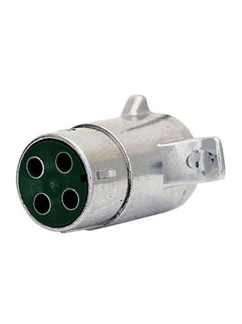 215P --- 4-Way Round Plug