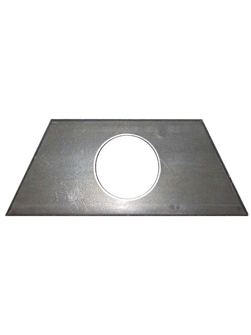 """80560 --- Bottom Support Plate, Fits Jack with 1-7/8"""" O.D. Outer Tube"""