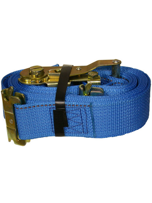 1077 --- E-Track Strap with Ratchet - 20'