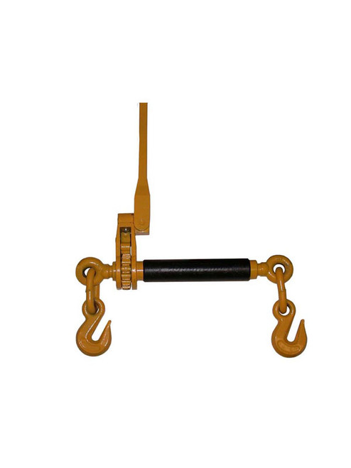 """QLBR38-7K --- QuikBinder Quick Ratchet Load Binder with Fold Down Handle - 3/8"""" Chain Size"""