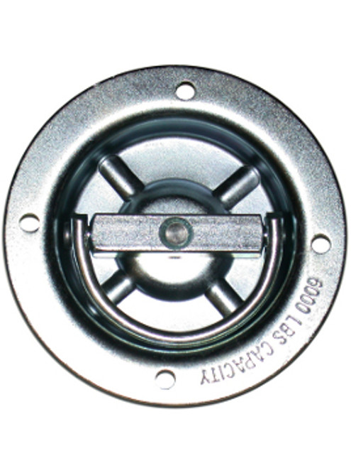 B901 --- Recessed Rotating Rope Ring - Bolt On or Weld On