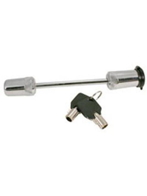 "5685 --- Deadbolt Coupler Lock with 3-1/2"" Span - Zinc"