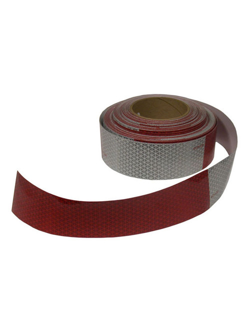 RT2 --- Red and White Reflective Tape