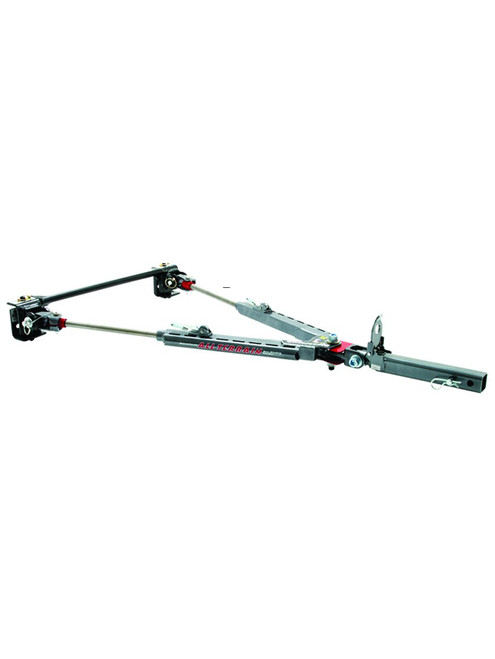422 --- Roadmaster Blackhawk2 All Terrain 10,000 lb Capacity Folding Tow Bar with Freedom Latch