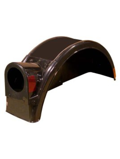 03771X --- CROFT Tow Dolly Fender - Right Side