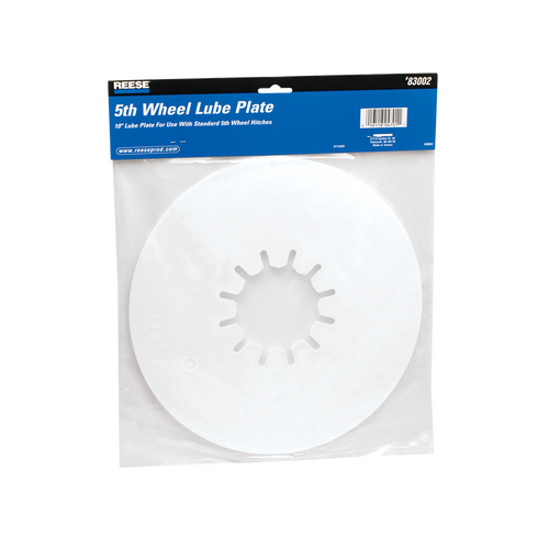 "74295 --- Reese 5th Wheel 10"" Lube Plate"