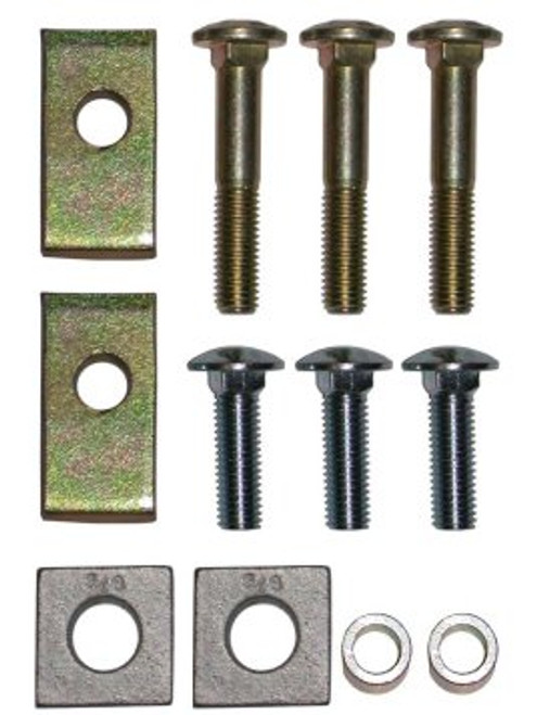58309 --- 5th Wheel Trailer Hitch Spacer Kit for 2007-2017 Toyota Tundra - Required Kit for Installation