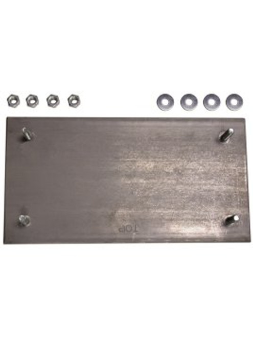 20400WP --- TAP© Engager Break-Away Mounting Plate - Front Mount