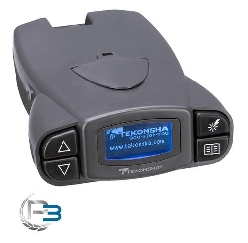 90195 --- Tekonsha P3™ Brake Controller - 2, 4, 6 & 8 Brake Systems