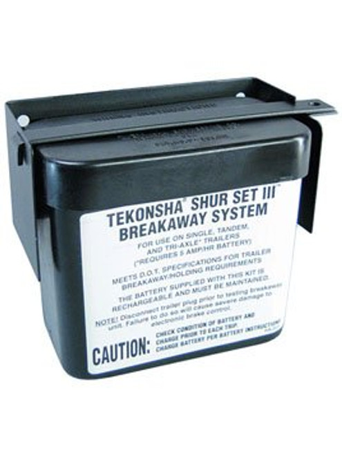 20000 --- Battery Case for 12V Rechargeable Sealed Battery - Lockable