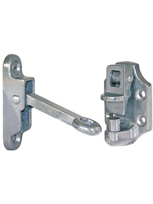 DH304 --- Hook u0026 Keeper Door Holder 4 - Spring Loaded  sc 1 st  Croft Trailer Supply : hook door - pezcame.com