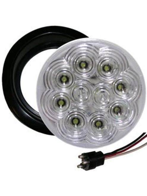 """LED415K --- LED Round 4"""" Utility Light Kit - 10 Diodes"""