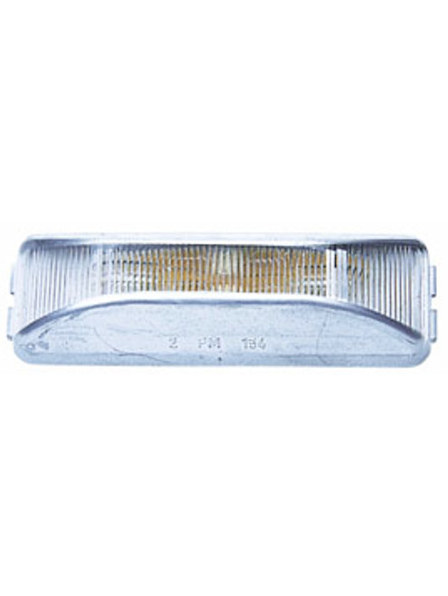 154C --- Rectangular Sealed License Plate/Utility Light