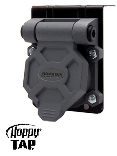 48480 --- 7-Way Round with Flat Pin Endurance™ Socket