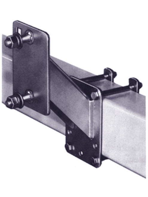 STC100 --- Hi-Mount Spare Tire Carrier