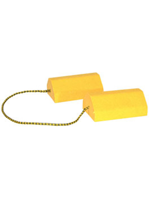 WC9642Y --- Recycled Composite Wheel Chocks
