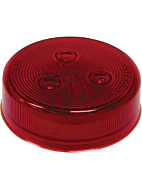 "LED143R4 --- Round 2-1/2"" Sealed LED Clearance/Side Marker Light - 3 Diodes"