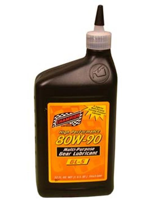 4041Q --- Champion High Performance 80W-90 Gear Lubricant