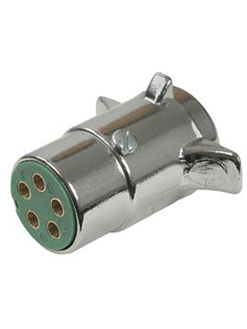 501P --- 5-Way Round Plug